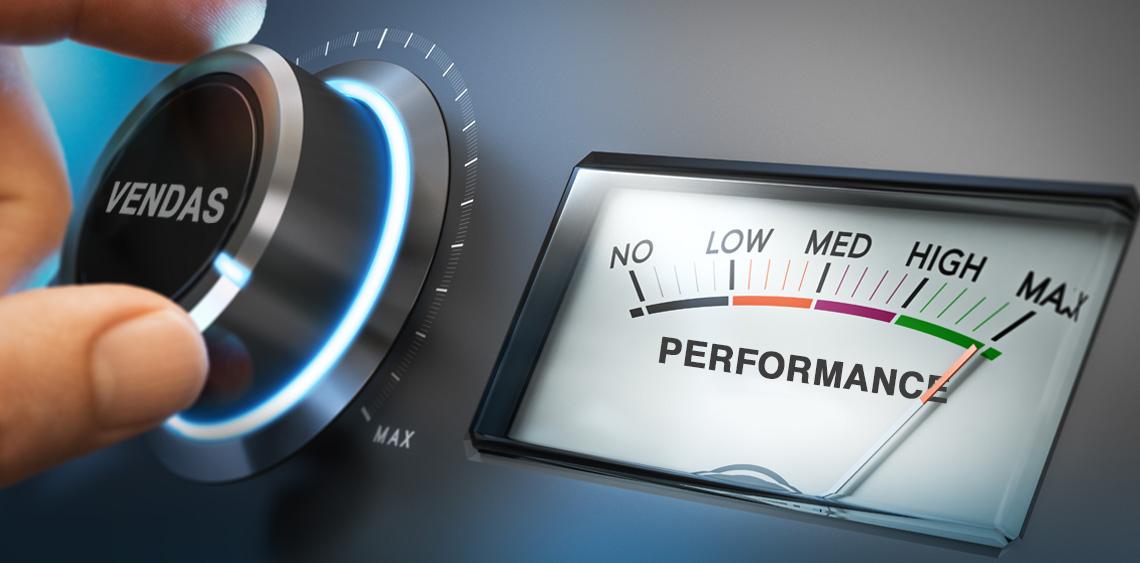 Superdimensionamento da performance ou capacidade